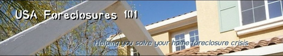USA Foreclosures 101